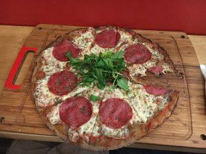 Buchweizen Pizza - Berlin Glutenfrei