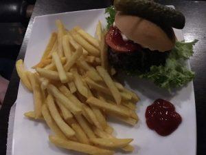Glutenfreier Burger von Lily - Berlin Glutenfrei