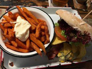 Glutenfrei in Bremerhaven: Burger