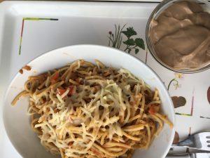 glutenfreie Spaghetti aus Panarbora
