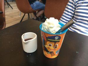 Glutenfrei in Nieuwvlie: Eis