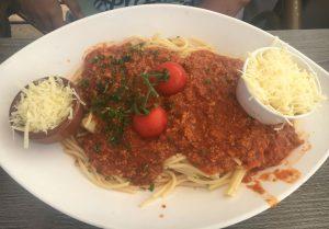 Glutenfrei in Groede: Glutenfreie Spaghetti Bolognese