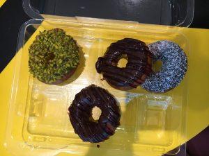 Glutenfreie Donuts im Loop 5 Darmstadt-Weiterstadt
