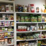 Glutenfrei in Milazzo: Supermarkt Regal