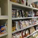 Glutenfrei in Milazzo: Supermarkt Regal