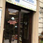 Glutenfrei in Milazzo: Supermarkt von außen
